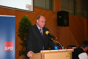 Bürgermeister Wolfgang Widmaier