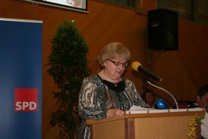2. Bürgermeisterin Helga Fleischer