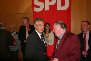 Manfred Fingerhut (Willy Brandt Medallie)