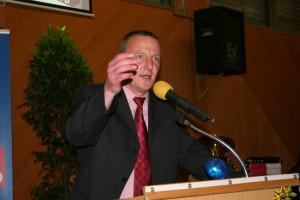 Vorsitzender Klaus Wörner