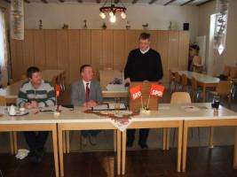 Jahreshauptversammlung 2011 - Fraktionssprecher Manfred Deppert
