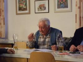Jahreshauptversammlung 2011 - Günter J. Hein