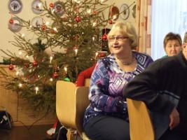 Jahreshauptversammlung 2011 - Helga Fleischer