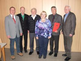 Jahreshauptversammlung 2011 - Gruppenbild