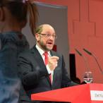 Martin Schulz; Foto: Simon Hupfer